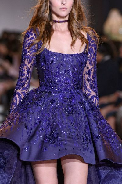 Zuhair Murad Fall 2016 Runway Pictures - Livingly