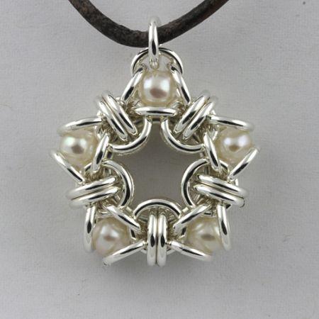 stjerne-1 - Anneaux en aluminium : http://www.creactivites.com/270-anneaux-aluminium