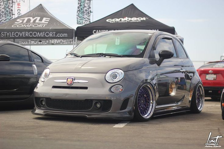 fiat 500 abarth with the goodies abarth 500 pinterest. Black Bedroom Furniture Sets. Home Design Ideas