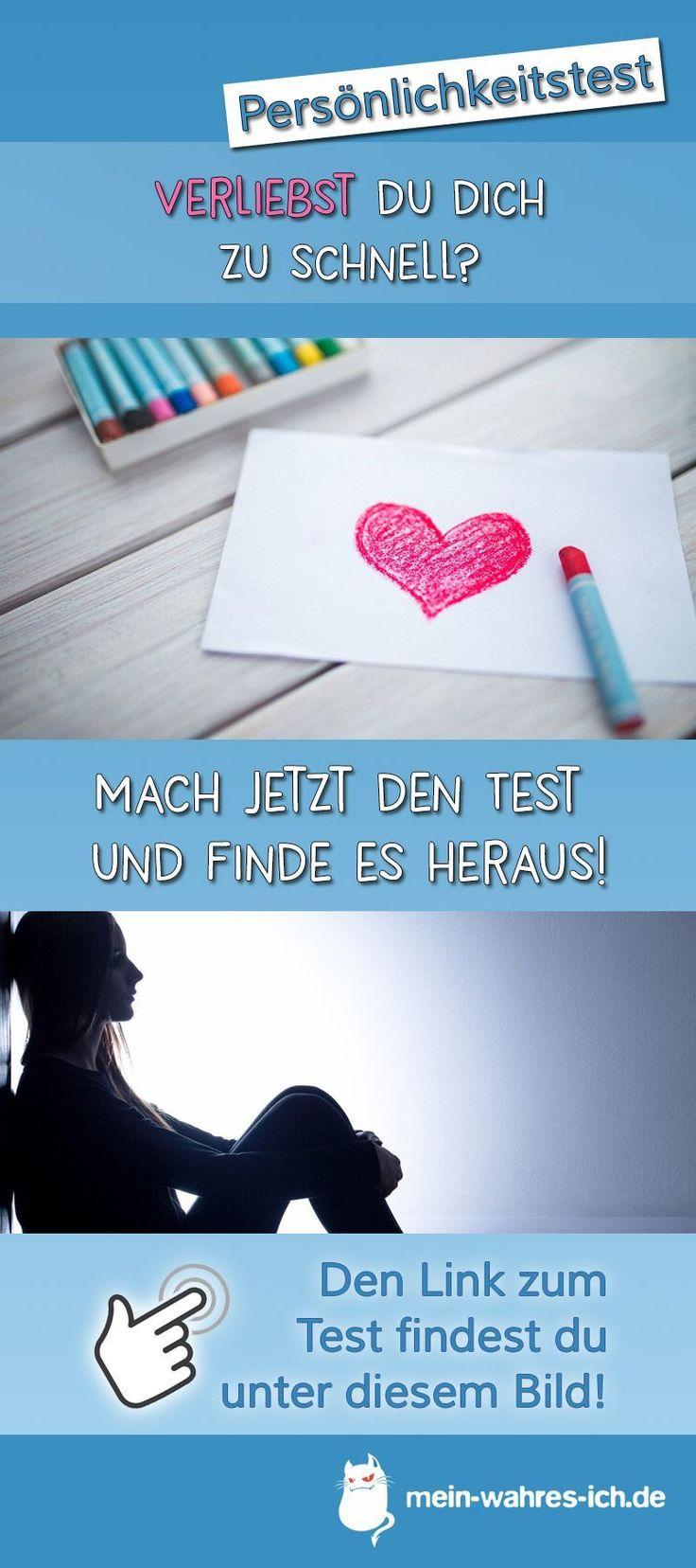 Verliebst du dich zu schnell? Teste dich jetzt! #