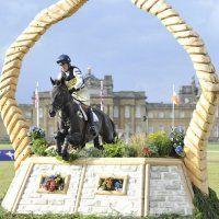Pippa Funnell (c. Julie Badrick) Bleinheim Palace International Horse Trials 2013