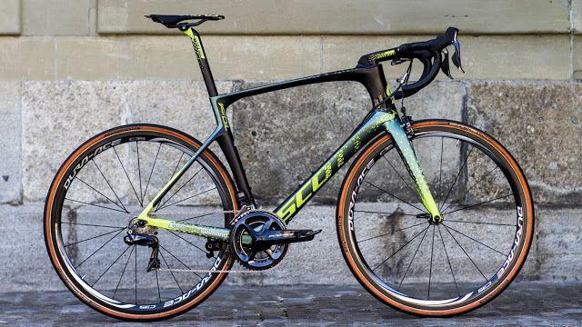 TOP 5 BICICLETAS DE CARRETERA: La Scott Foil de Hayman no puede con la Roubaix es...