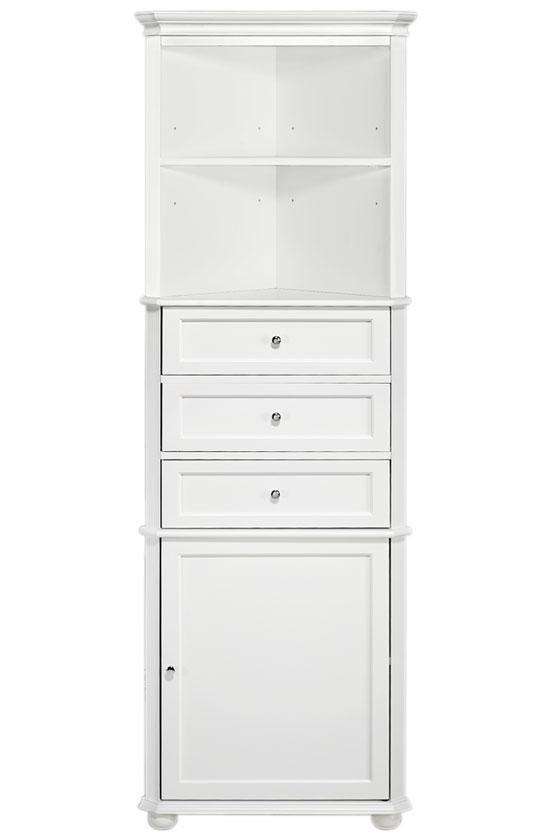 Best 25+ Corner linen cabinet ideas on Pinterest | Bathroom corner ...