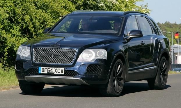 Bentley Bentayga, Audi A8 and VW Phaeton will get new W-12 engine with direct injection and turbocharging