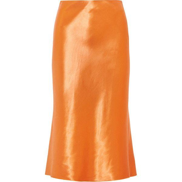 25 best ideas about orange skirt on orange