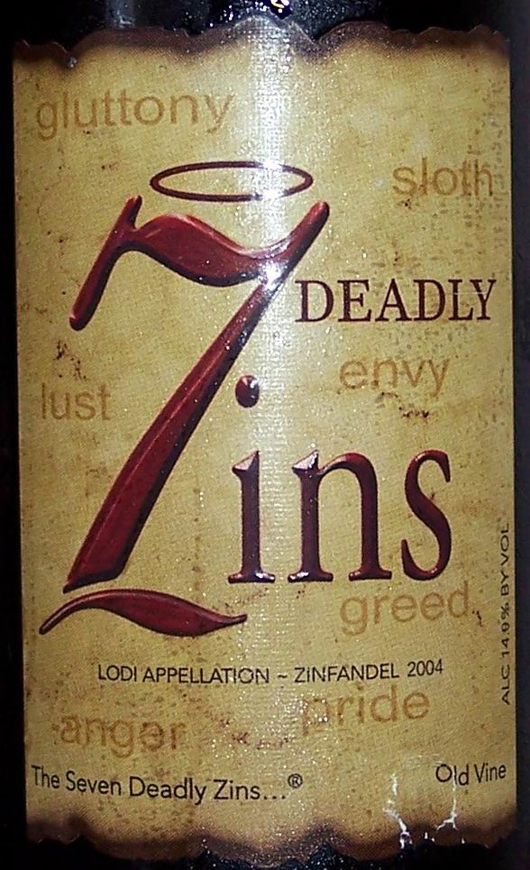 Seven Deadly Zins - The best red