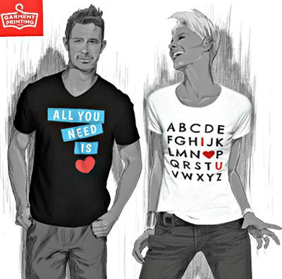 Get Custom T-shirt Printing with ease. Design your own T-Shirts with our online T-shirt builder for different events and celebrations. http://garmentprinting.com.au/