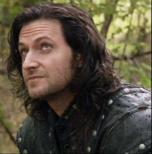 Guy of Gisborne. Does Marian even realize what an idiot she was?