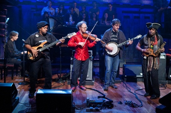bela fleck and the flecktones Groundbreaking banjoist/composer/bandleader béla fleck has reunited with the  original béla fleck & the flecktones members, the.