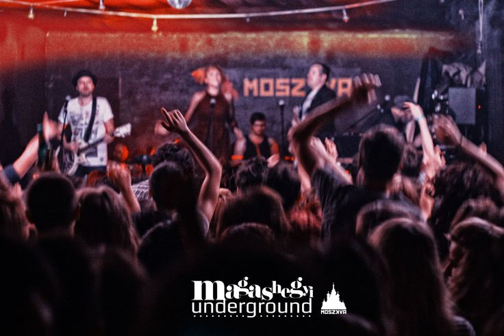 Magashegyi Underground@Moszkva