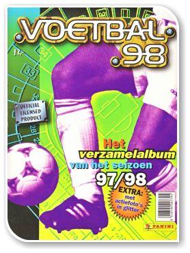 Voetbal 1997-1998