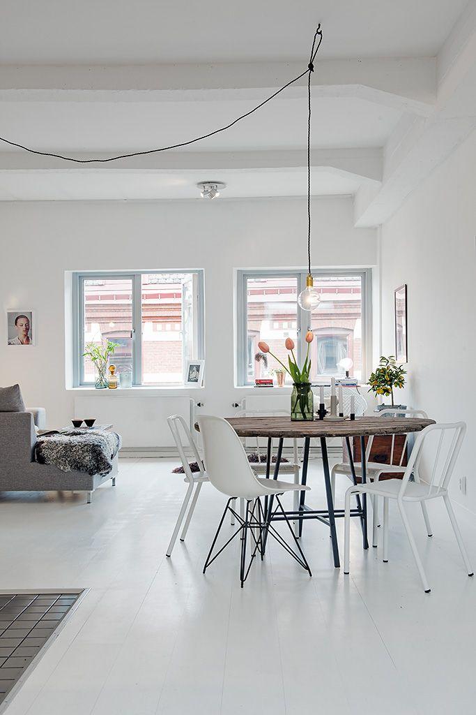 25 beste idee n over kleine ruimtes op pinterest decoreren kleine ruimtes kleine kamer - Decoratie klein appartement ...