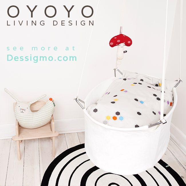 lovely cushion #oyoy at dessigmo.com
