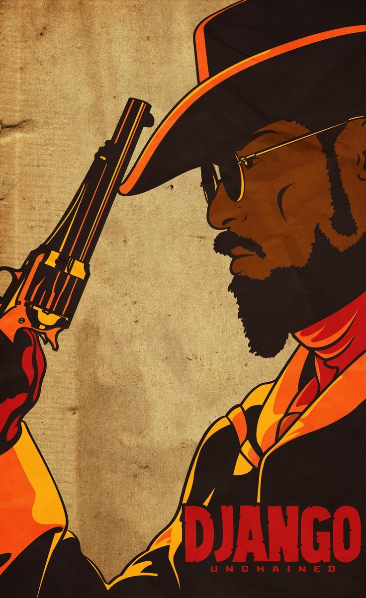 Django Unchained by underdoguprising.deviantart.com on @deviantART