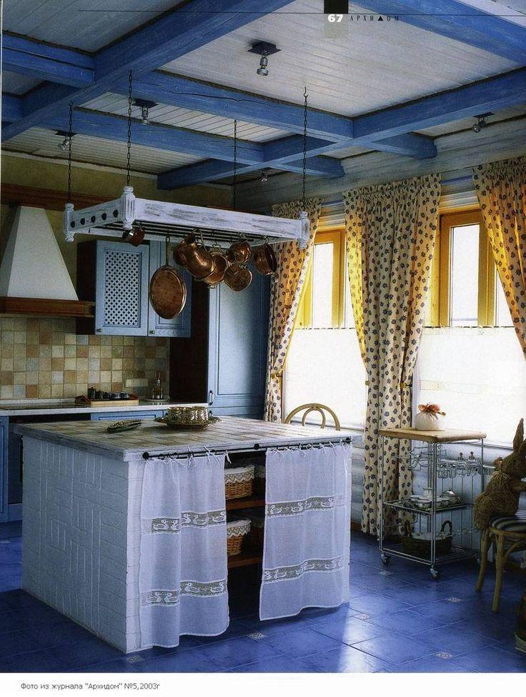 заневески потолок