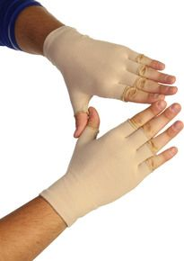 UV Sun Gloves - Fingerless Grip Style