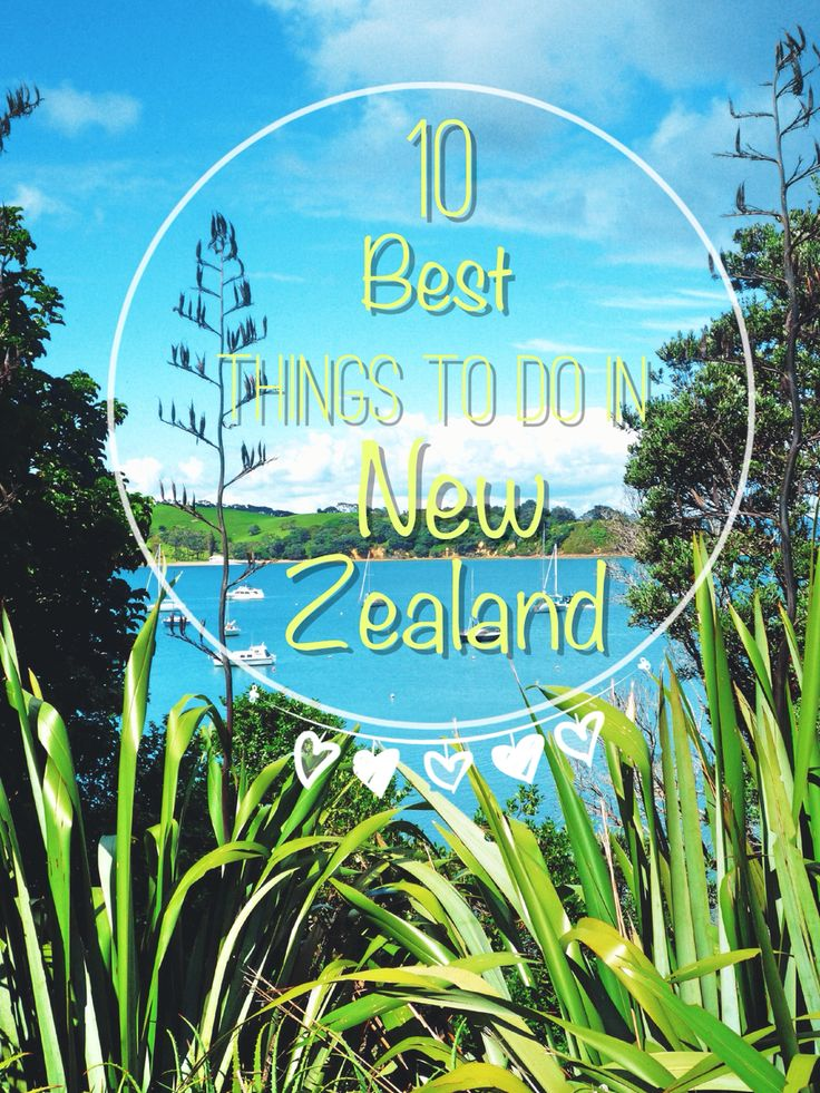#newzealand #travel New Zealand is simply breathtaking. Don't miss out on the country's must do's
