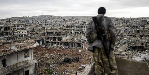 Ελεύθερος Αρθρογράφος: Πως ξεκίνησε η ηρωική αντίσταση στο Κομπάνι που αποτέλεσε την αρχή του τέλους των τζιχαντιστών