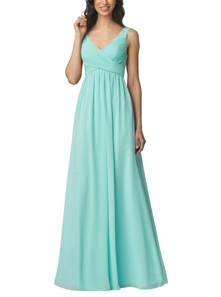 14 best Megan\'s Mint Bridesmaid Dresses images on Pinterest | Short ...