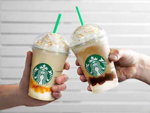 Subscribe for Starbucks newsletter and receive 10% off your next order.
