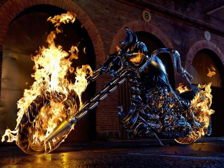 Collection Of Ghost Rider Hd Wallpapers On HDWallpapers 2