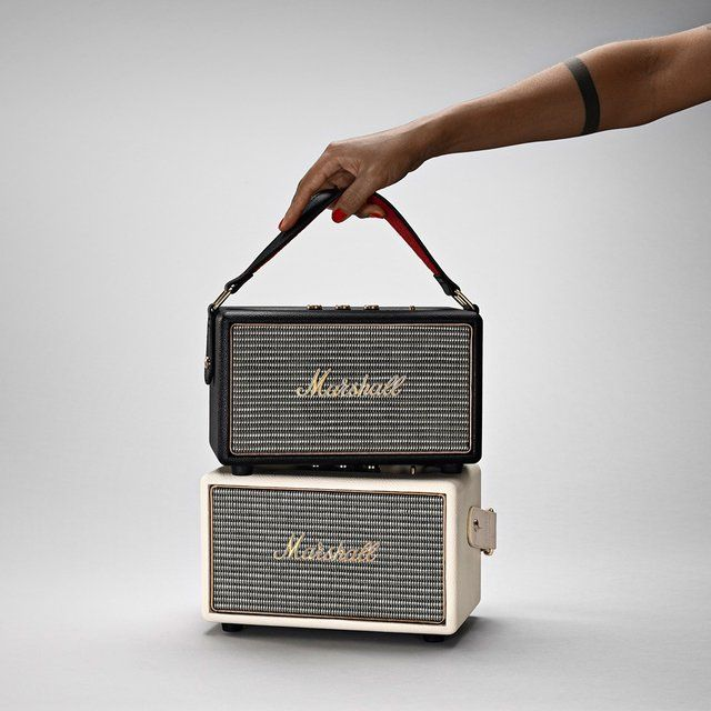 Fancy - Marshall Kilburn Portable Speaker