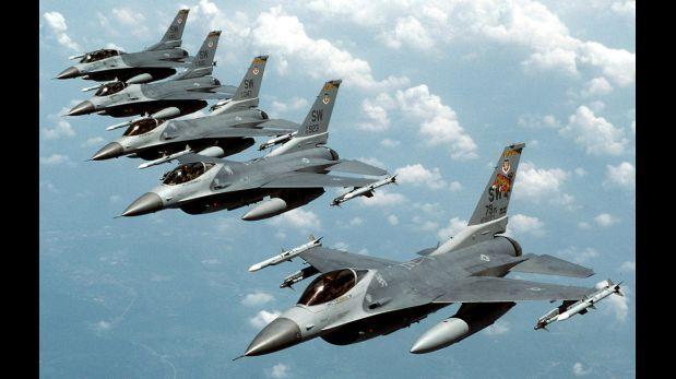 EE.UU. bombardea al Estado Islámico cerca de Bagdad