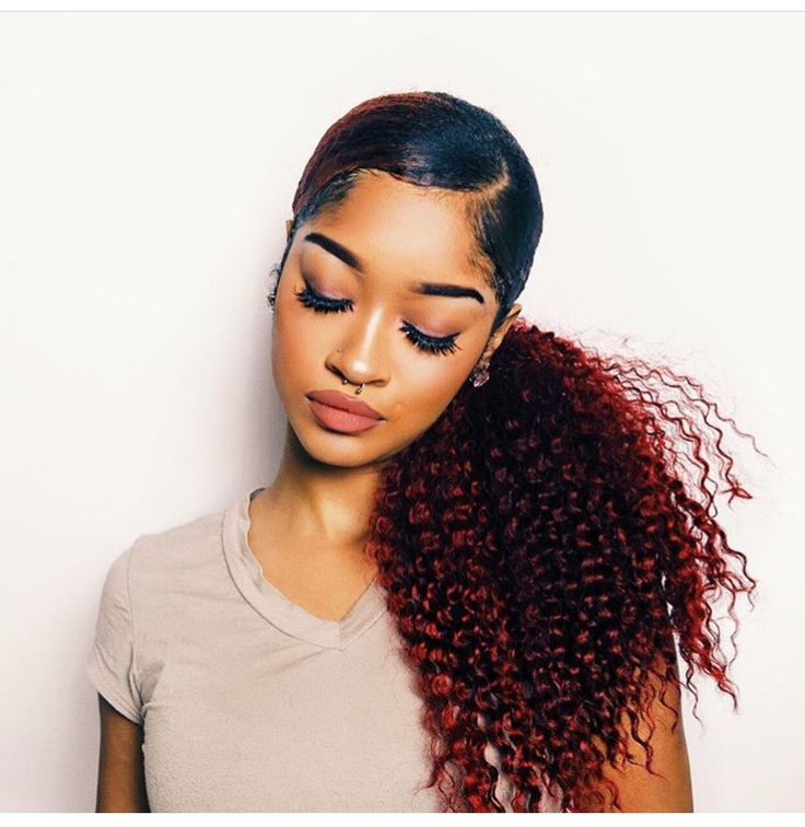cute weave hair styles best 20 curly ponytail ideas on curly 9803 | 7478686b6b2444289bfa5e6cdcd1a5b1 cute hairstyles weave hairstyles