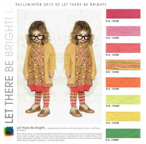 Moda infantil otoño invierno 2013 2014