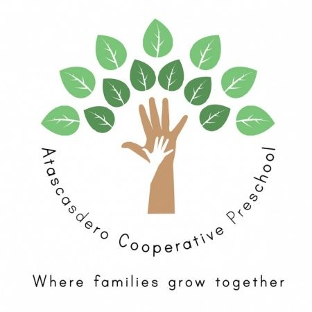 Hippie co-op preschool logo