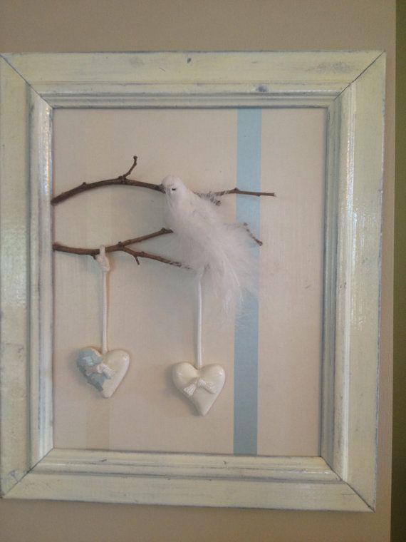 Bird of love wall hanging. on Etsy, $49.95 AUD