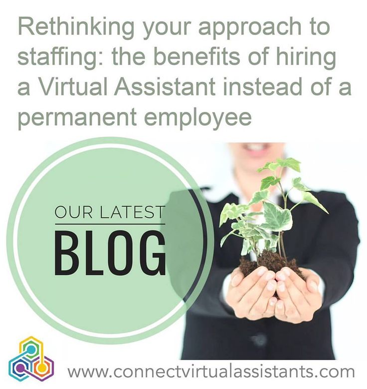 "36 Likes, 5 Comments - CONNECT (@connectvirtualassistants) on Instagram: ""Rethinking your approach to staffing: the benefits of hiring a Virtual Assistant instead of a…"""