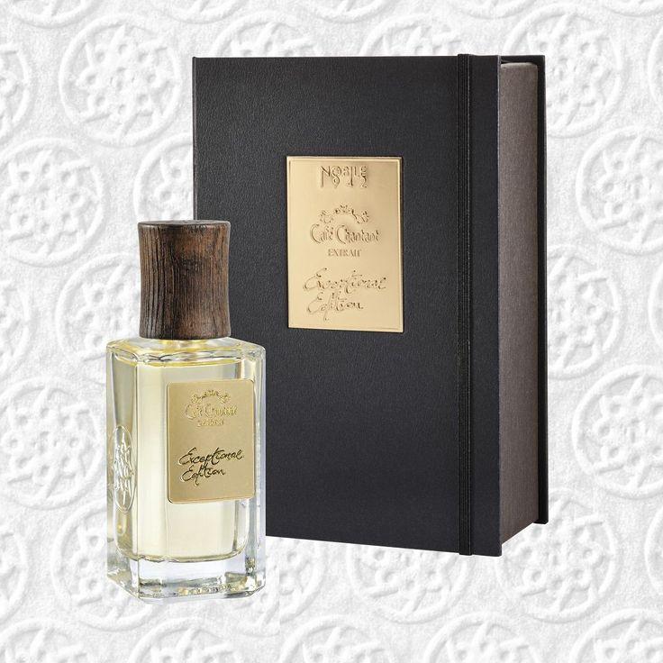 Nobile 1942 'Cafe Chantant' extract exceptional edition (nieuwe parfum van Angelina)