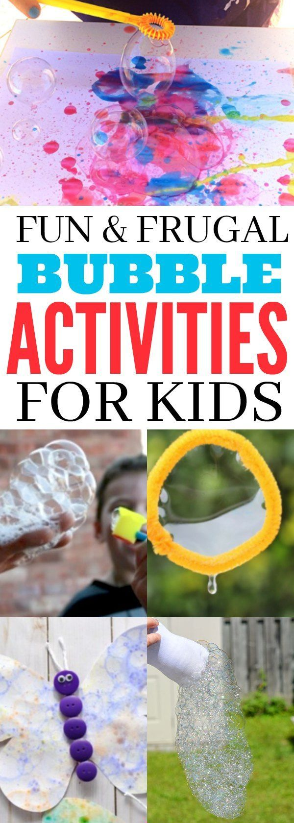 21953 best diy crafts inspirations images on pinterest diy bubble activities for kids 12 bubble activities for hours of fun gamestrikefo Image collections
