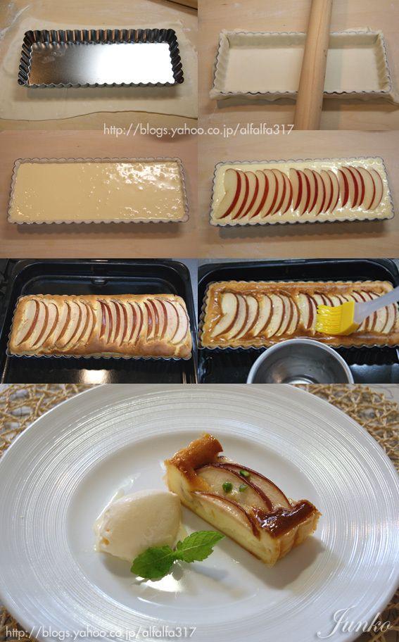 $ちょっとの工夫でかわいいケーキ