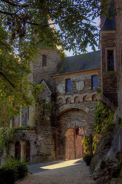 Reichsburg Castle, Germany