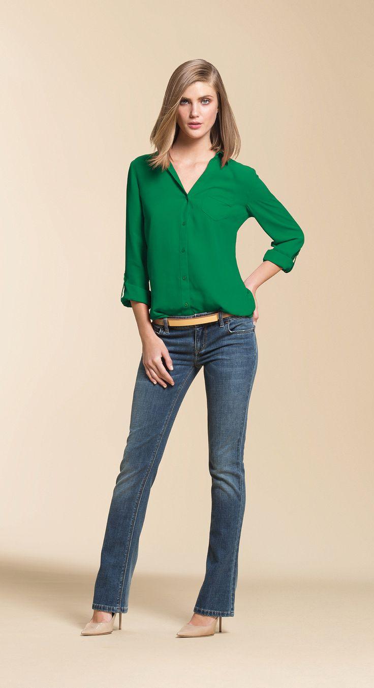 Meet Ashton - your new favorite blouse. Beautiful, versatile - meet your new favorite top! A color for every adventure. #TheLimited #TheAshtonBlouse