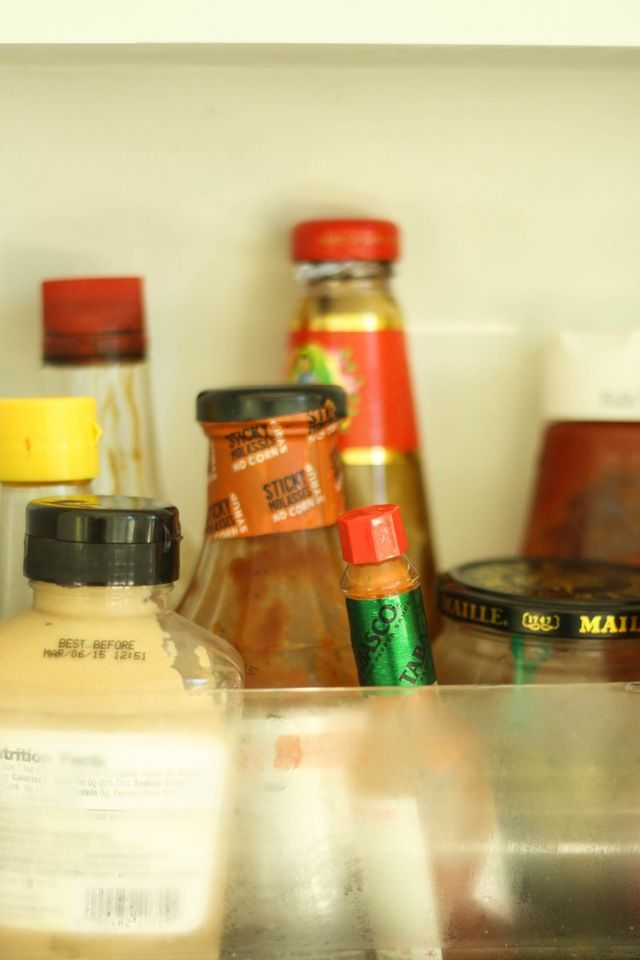 how long can you keep opened condiments my ingredients shelf