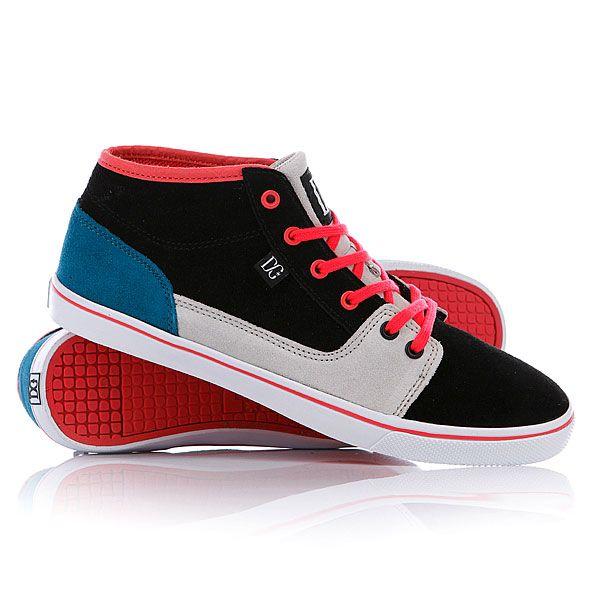Женские высокие DC Shoes - Одежда и обувь