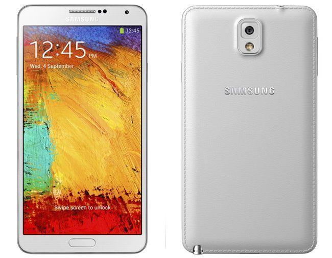 Samsung Galaxy Note 3 Wit Aanbiedingen met Goedkoop Abonnement #Samsung #Aanbieding #GalaxyNote3 #Wit #Actie #GSM
