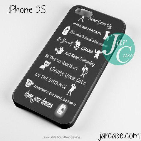iphone 5s cases disney quotes www pixshark com images
