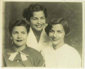 The Real Mirabal Sisters, characters in Julia Alvarez's In The Time of Butterflies