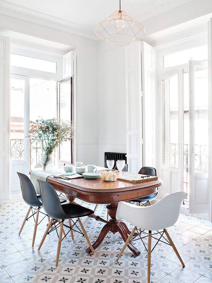 Prachtig appartement in Scandinavie.