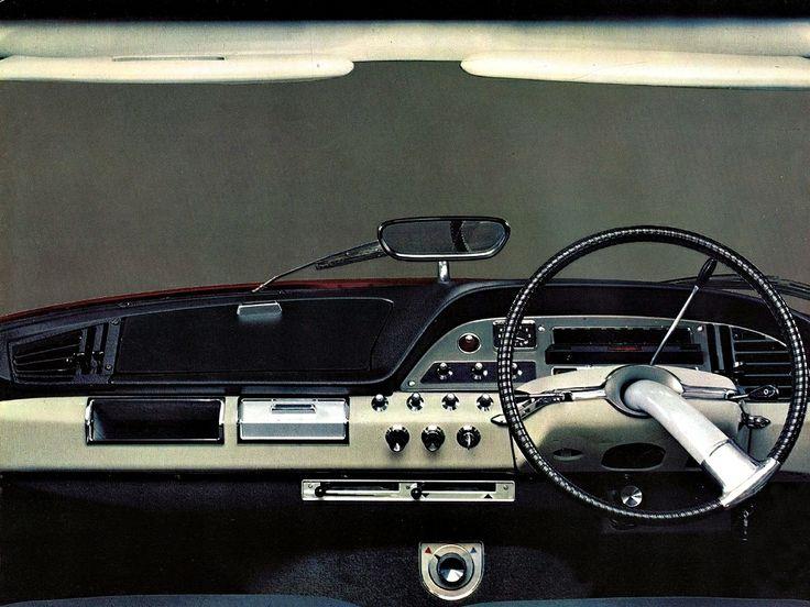 Citroën DS 1966 version Grande-Bretagne