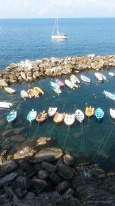 Harbour of Riomaggiore