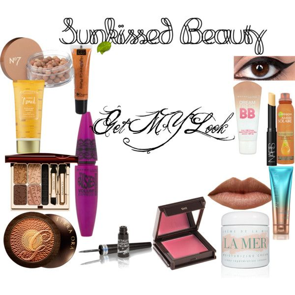 """Get the Look: Sunkissed Beauty Edition"" by jbminajeva on Polyvore"