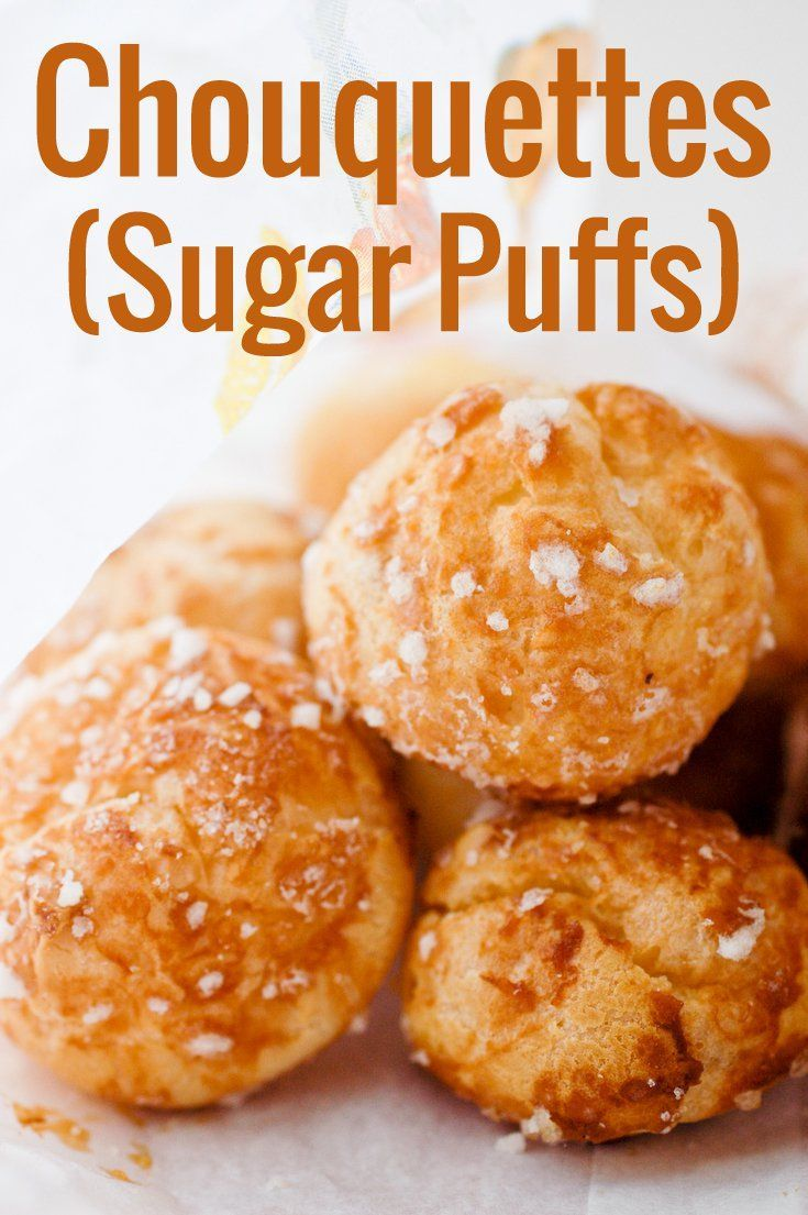 Chouquettes are little puffs of choux pastry, sprinkled with pearl sugar. They can be bought by the weight in French …