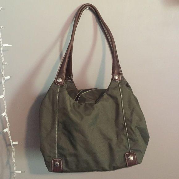 Longchamp look a-like, Tommy Hilfiger bag! super cute Tommy Hilfiger bag! Medium size! Tommy Hilfiger Bags Shoulder Bags