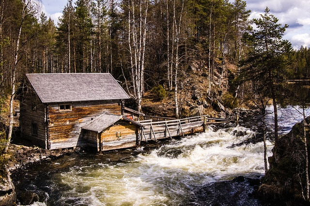 Oulanka National Park by Daniele Zanni, via Flickr