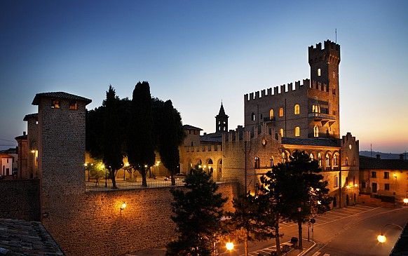 Castello di Tavoleto is yours if you can spare $6 million